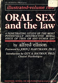 Oral Sex and The Law Vol. 2