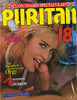 This Magazine Was Recently Acquired Directly From The Owner Of Puritan Magazine Who Sold Me His Own Last Remaining Sealed Personal Copies