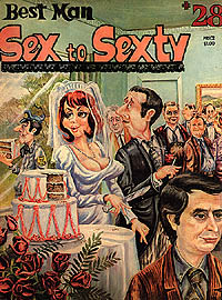 Sexty #28,  Best Man