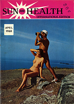 Sun and Health - April 1960