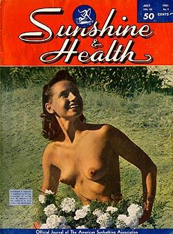Retro nudist magazine are not
