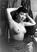 p4s11 Japanese Nude Dancer in Dressingroom