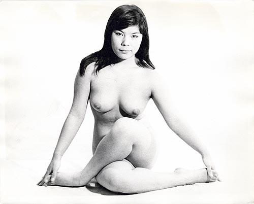 japan vintage nude