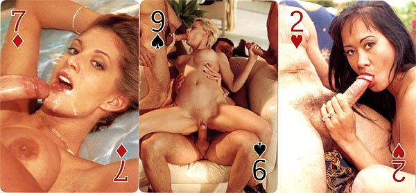 Aric recommend best of 1950s porn playing card