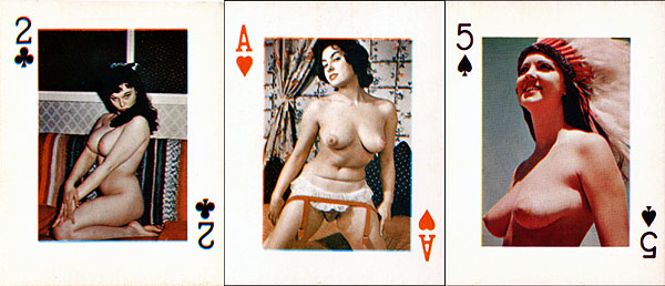 Playing Cards Deck 271
