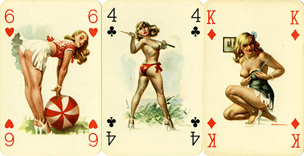 Playing Cards Deck 275