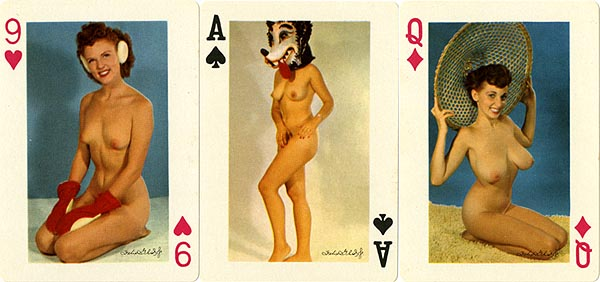 Taurean recommend best of porn 1950s playing card