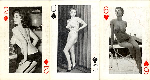 Playing Cards Deck 341