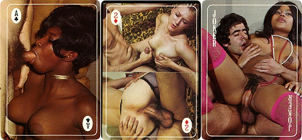 French playing cards sex
