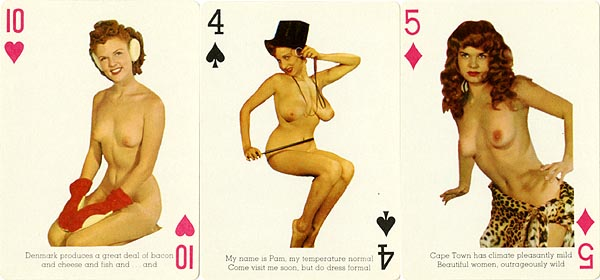 Playing Cards Deck 395