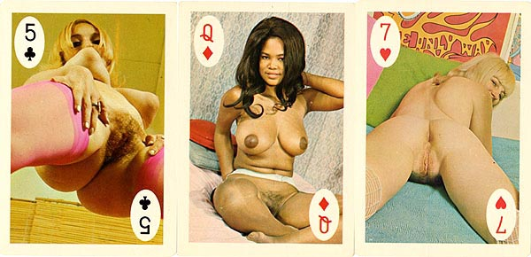 Playing Cards Deck 410