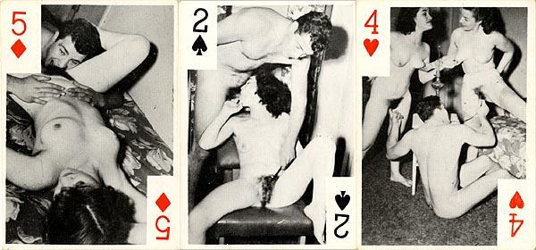 Nazi Era Porn - Playing Cards Deck 440
