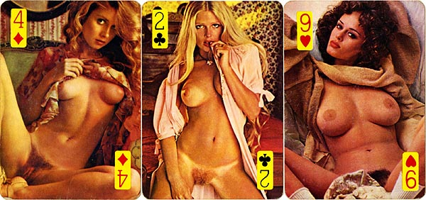 That can Vinatge nude playing cards opinion you