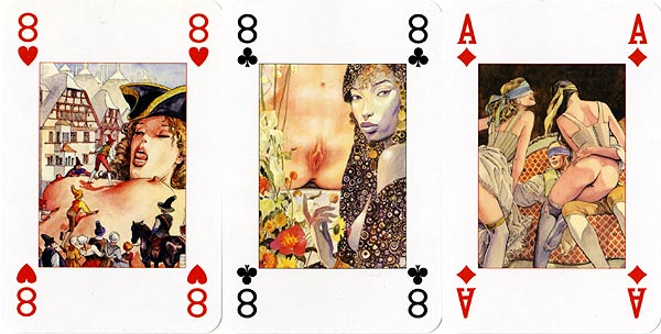 Playing Cards Deck 97