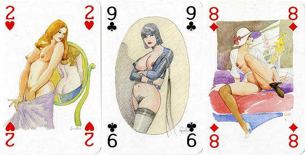 Playing Cards Deck 98