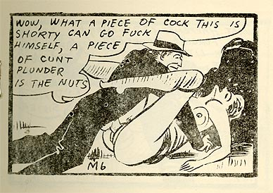 50s Style Porn Comics - Dick Tracy Meets Shorty The Sheepherder