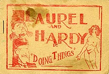 Laurel and Hardy in Doing Things