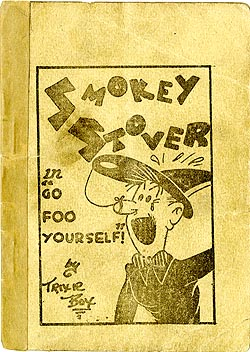 Smokey Stover in Go Foo Yourself